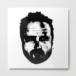 Science, bitch. Metal Print