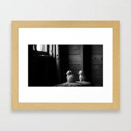 Dreaming Big Framed Art Print