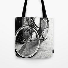 Bike Detail Tote Bag