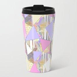 Cute abstract pattern. Travel Mug