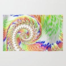 A Twist Of Colour Rug