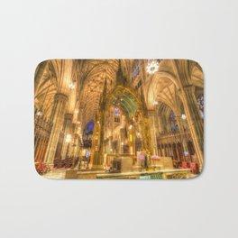 St Patrick's Cathedral New York Bath Mat