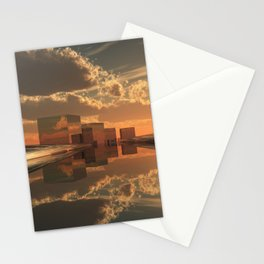 Q-City Five Stationery Cards