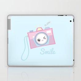 Camera Kawaii Laptop & iPad Skin
