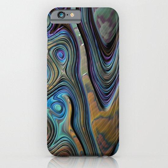Fractal Glow iPhone & iPod Case