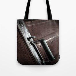 Strange Invitation Tote Bag