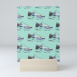 Sneakers Mini Art Print