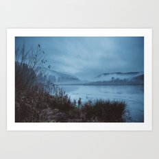 Marshland Art Print