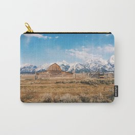 The Grand Tetons Carry-All Pouch