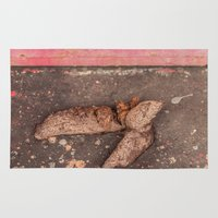 poop Area & Throw Rugs featuring Got Poop? by Josh Lohmeyer