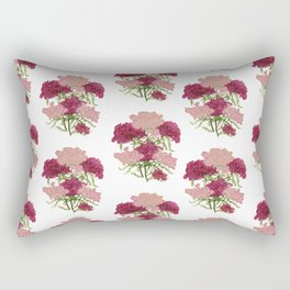 Yarrow: Achillea Millefolium Rectangular Pillow