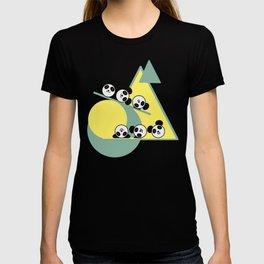 Panda-fun T-shirt