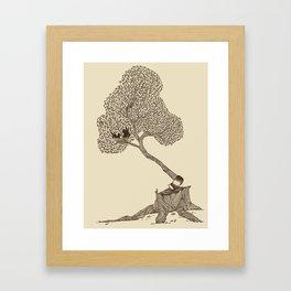 Spirit Indestructible Framed Art Print