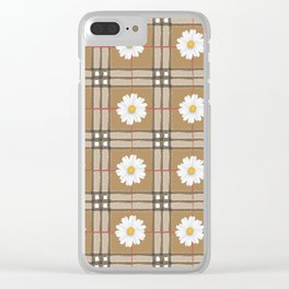 Daisyberry Clear iPhone Case