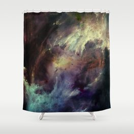 β Nihal Shower Curtain