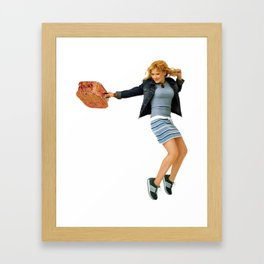 Lizzie Framed Art Print