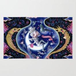 The Aquarius Rug
