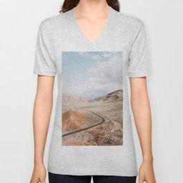 Valley of Fire | Pt. 1 Unisex V-Neck