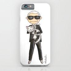Little Karl Lagerfeld Slim Case iPhone 6s