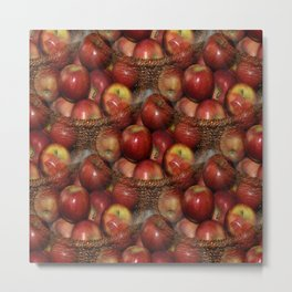 An Apple a day... Metal Print