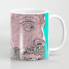 Hipster Nepune - emerald Coffee Mug