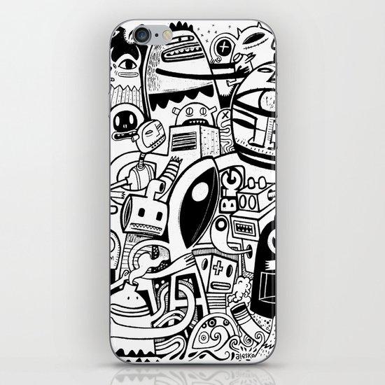 BIG - BW iPhone & iPod Skin