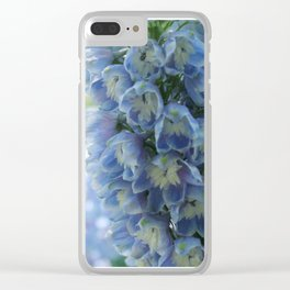 Sweet Sorrow Clear iPhone Case