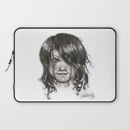 Babydoll by Kate Morgan Laptop Sleeve