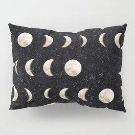 Moon Phases Pillow Sham