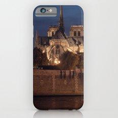 Paris by Night: Notre Dame iPhone 6s Slim Case