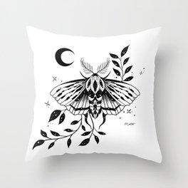 Noturna Throw Pillow