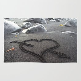 Romance Down the Shore Rug