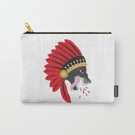 Wolf Chief Carry-All Pouch