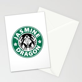 The Jasmine Dragon Stationery Cards