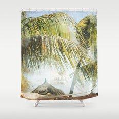 Cabana Beach Shower Curtain