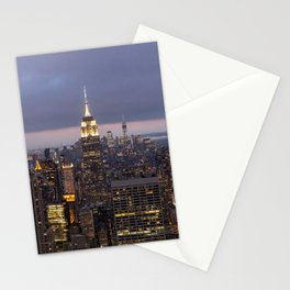 Empire State Views Stationery Cards