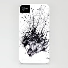 Drip lion iPhone (4, 4s) Slim Case