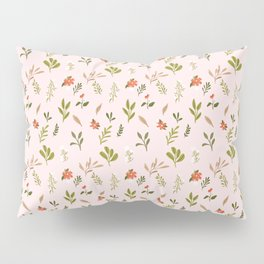Grandmas Garden Pillow Sham