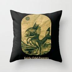 Fairly Odd Parents Throw Pillow