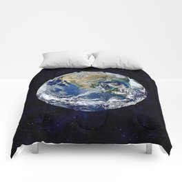 The Earth Comforters
