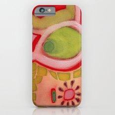 Red Garden iPhone 6s Slim Case