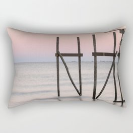 Dusk on the Horizon Rectangular Pillow