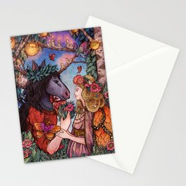 A Midsummer Nights Dream Stationery Cards