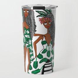 jungle Travel Mug