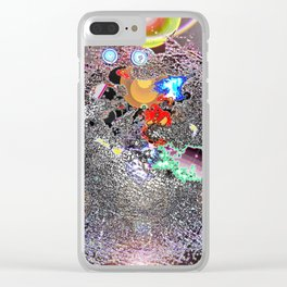 Where Shall We Go Today? Clear iPhone Case
