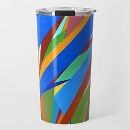 Blue River I Travel Mug