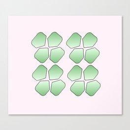 Four Leaf clover 2 Canvas Print