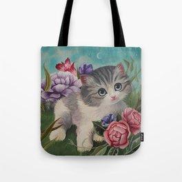 Luna the Baby Tote Bag