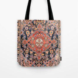 Djosan Poshti West Persian Rug Print Tote Bag