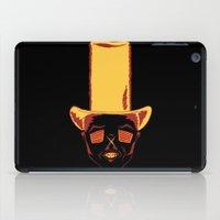 cowboy iPad Cases featuring Cowboy by Vladislav Chulkov